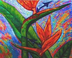 """Michele """"PAGE"""" Webster  Tallahassee I love Page's painting!"""