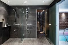Kuvahaun tulos haulle kylpyhuone Bathroom Toilets, Bathroom Renos, Bathrooms, Loft Room, Home Spa, New Homes, Bathtub, Sweet Home, Saunas