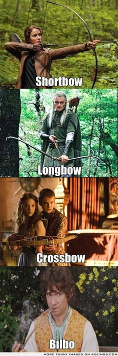 useful weapons in fantasy movies