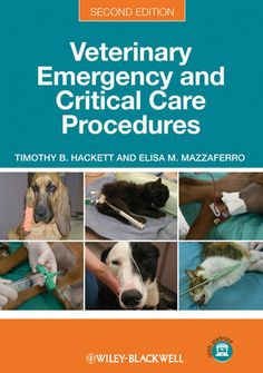 New Book: Veterinary Emergency and Critical Care Procedures, 2nd Edition