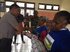 Hari Lansia: Granat dan FKKPI Sambangi Panti Jompo - Sentani News