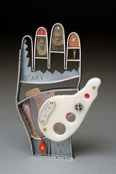 Kristin Mitsu Shiga, Palmistry (via À la claire fontaine)