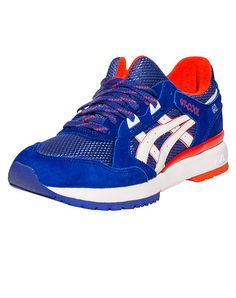 *ASICS *GT Cool sneaker *Low top men's *Lace up closure *GT COOL lettering detail *Suede accented upper *ASICS logo on sides of shoe *Cushioned inner sole for comfort *Traction rubber outsole for performance