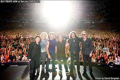 Bon Jovi — 2013 Brisbane, AUSTRALIA.