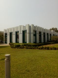 SHEHU MUSA YAR'ADUA CENTER The Shehu Musa Yar adua center was built in 2002, it is located in Wuse, in the same area as Silverbird, the National Council for arts and yeah somewhat around the National Mosque. The center also has a library, am not …