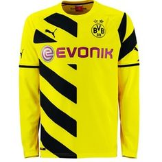 Borussia Dortmund Long Sleeve Home Jersey 2014 – 2015