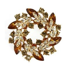 Buyinhouse Ladies Girls Golden Plated Flashing Rhinestones Crystals Bauhinia Flower Chinese Redbuds Brooches Corsage Pin Clips Suitable for Variety Clothes and Any Occasions(Champagne Style) Buyinhouse http://www.amazon.com/dp/B00JQU5G8G/ref=cm_sw_r_pi_dp_OOX8ub0A4S9ZR