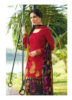 olxfashion.blogspot.com: New Patiyalaa Colorful Indian Suits 2014 for Girls