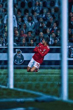 Soccer Stars, Soccer Boys, Football Soccer, Benfica Wallpaper, Football Is Life, Soccer Players, Cristiano Ronaldo, Manchester United, Messi