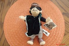 "NEW HOMIES ""MR.RAZA""  MINI PLUSH DOLL STUFFED TOY Lowrider Chicano Aztlan#Homies#Mijos"