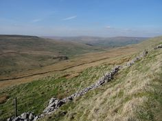 Sleddale from Cam High Road