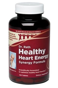 Healthy Heart Energy Dr. Rath 120 Tabs >>> More info could be found at the image url.