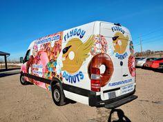 Van Wrap, Auto Service, Shop Signs, Signage, Digital Prints, Banner, Wraps, Car, Shopping