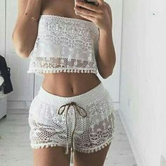 Here are 60 trending must have outfits, from boho to office, from casual to special days, but always elegant and lovely ! Summer Outfits, Casual Outfits, Cute Outfits, Fashion Outfits, Womens Fashion, Fashion Trends, Dress Fashion, Fashion Fashion, Mode Ootd