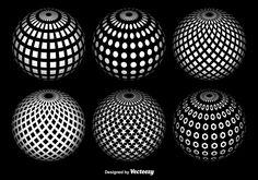 Resultado de imagem para vector globes