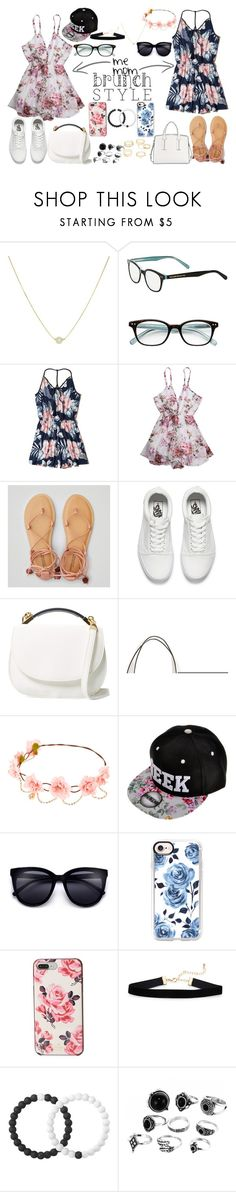 """Happy Mother's Day"" by jskemp ❤ liked on Polyvore featuring Kate Spade, Hollister Co., American Eagle Outfitters, Vans, Cynthia Rowley, French Connection, Casetify, Lokai, Charlotte Russe and brunchgoals"