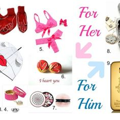 Valentines Ideas for Her Him and also Day Gift
