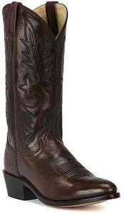 Dan Post Men's Dark Brown Marble Corona Western Boots | Cavender's