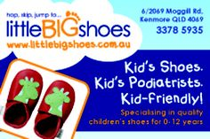Kids shoes which are Kid-friendly!
