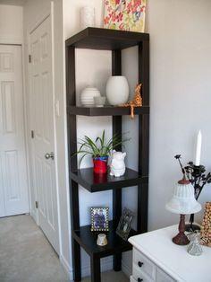 Small Living Dieser kleine Tisch kostet 5,95 € bei IKEA. Was man damit alles machen kann…..Ich bin einfach überrascht! - DIY Bastelideen (Furniture Designs Ikea Hacks)