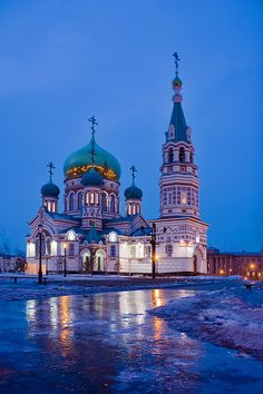 Cathedral of the Assumption of the Mother of God/Omsk