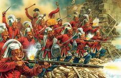 Ottoman Janissaries at Vienna