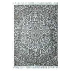 This is a GoodWeave-certified rug. GoodWeave-certified rugs are woven by adult artisans and help support the education of thousands of at-risk children in India who may otherwise need to work.