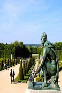 The Gardens of Versailles - France