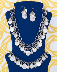 Premier Designs- White Linen!