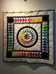 Circle Of Life Design By Jacqueline De Jong Quilting