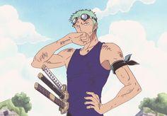 One Piece Gif, Watch One Piece, Zoro One Piece, One Piece Manga, Roronoa Zoro, One Piece Pictures, New Pictures, One Piece Tattoos, Anime Toon