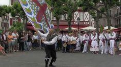 Danses des sept provinces basques part 1. Cette année, ce sera le 7 juin 2015. http://www.amatu-artea.com/pages/location-de-vacances-landes-pays-basque.html