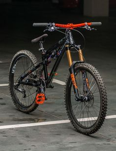 New rig from NS Bikes.  V tidy.