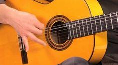 Flamenco Guitar Techniques: How to Practice Rasgueos