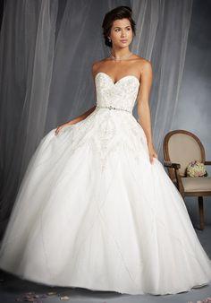 Disney Fairy Tale Weddings by Alfred Angelo 246 Wedding Dress - The Knot