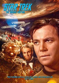 Star Trek Tv Series, Star Trek Tos, Star Wars, Star Trek Quotes, Star Trek Posters, Mejores Series Tv, Star Trek 1966, Star Trek Episodes, Star Trek Characters
