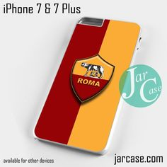 as roma Phone case for iPhone 7 and 7 Plus