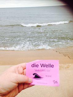die Welle- German