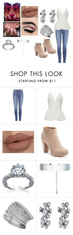 """spending time with TJ Perkins"" by elvira-marie-hernandez on Polyvore featuring Paige Denim, LC Lauren Conrad, Accessorize and Miss Selfridge"