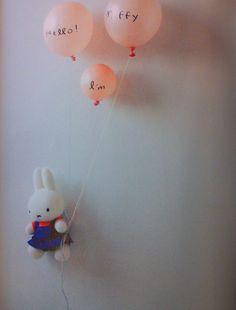 Miffy Balloons