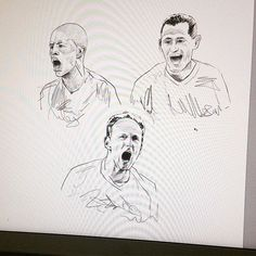 @rogerioceni_oficial , Arce e @alexcfc10 , #infografico em progresso.... #futebol #soccer #editorial #goldefalta #illustration #drawing #inprogress #infographic #infografico