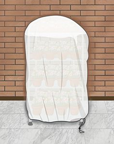 Agfabric Warm Worth Tree shrub cover Protecting bag for frost protection15oz 72x72 -- Click on the image for additional details.