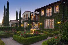 En Los Angeles,la casa de Heidi Klum.