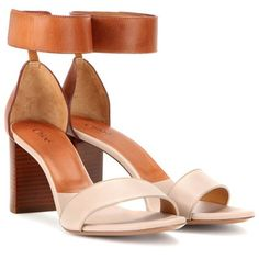 Check out this product: Leather Sandals #villoid