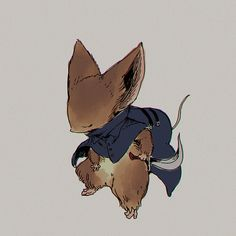 """""""Mouse Guard"""" by Ryota Murayama*   • Blog/Website 