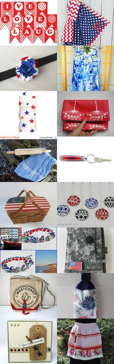 Proud to be an American by Margie on Etsy--Pinned+with+TreasuryPin.com
