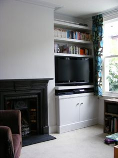 Space for DVD etc