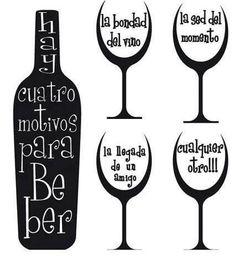 Just Wine, Phrase Of The Day, Wine Art, Wine Quotes, In Vino Veritas, Barbacoa, Best Beer, Wine Drinks, Beer Bottle