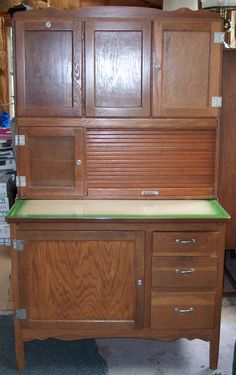 Marsh Cabinet Hoosier Style Old High Point North Carolina