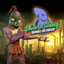 Oddworld: Abe's Oddysee - New 'n' Tasty (PS Vita) Review - Page 1 - Cubed3